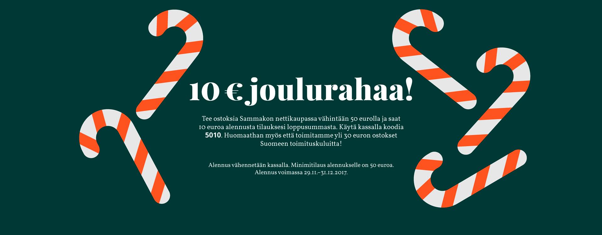 10-euroa-alennusta-slidemainos