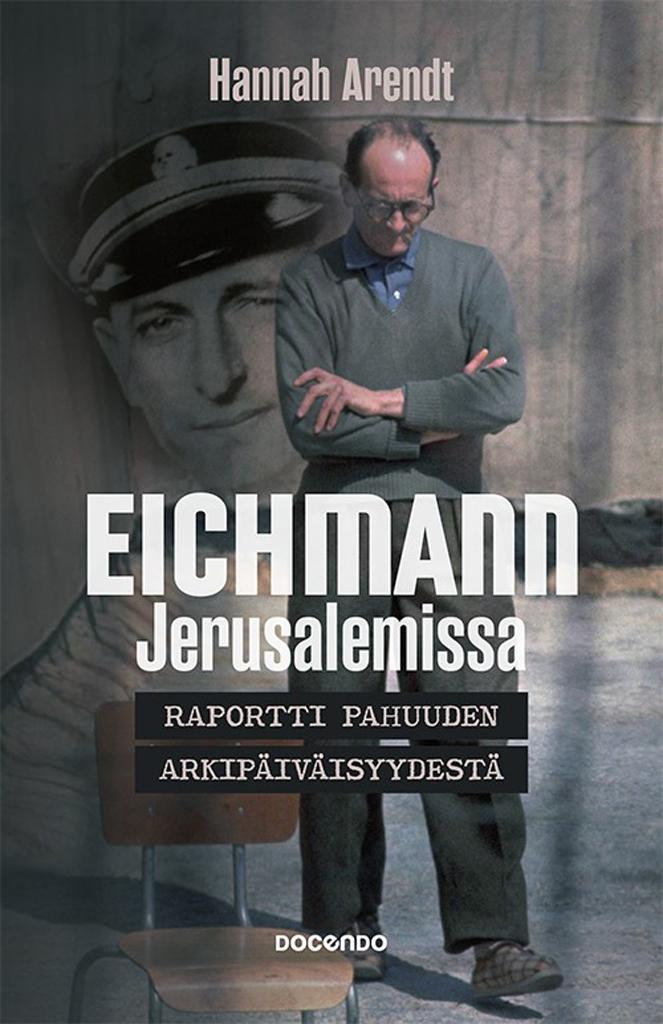 hannah arendt eichmann - 663×1024