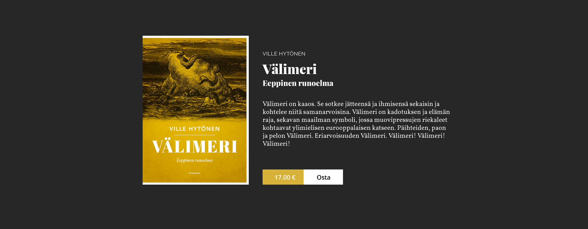 Valimeri-slidemainos