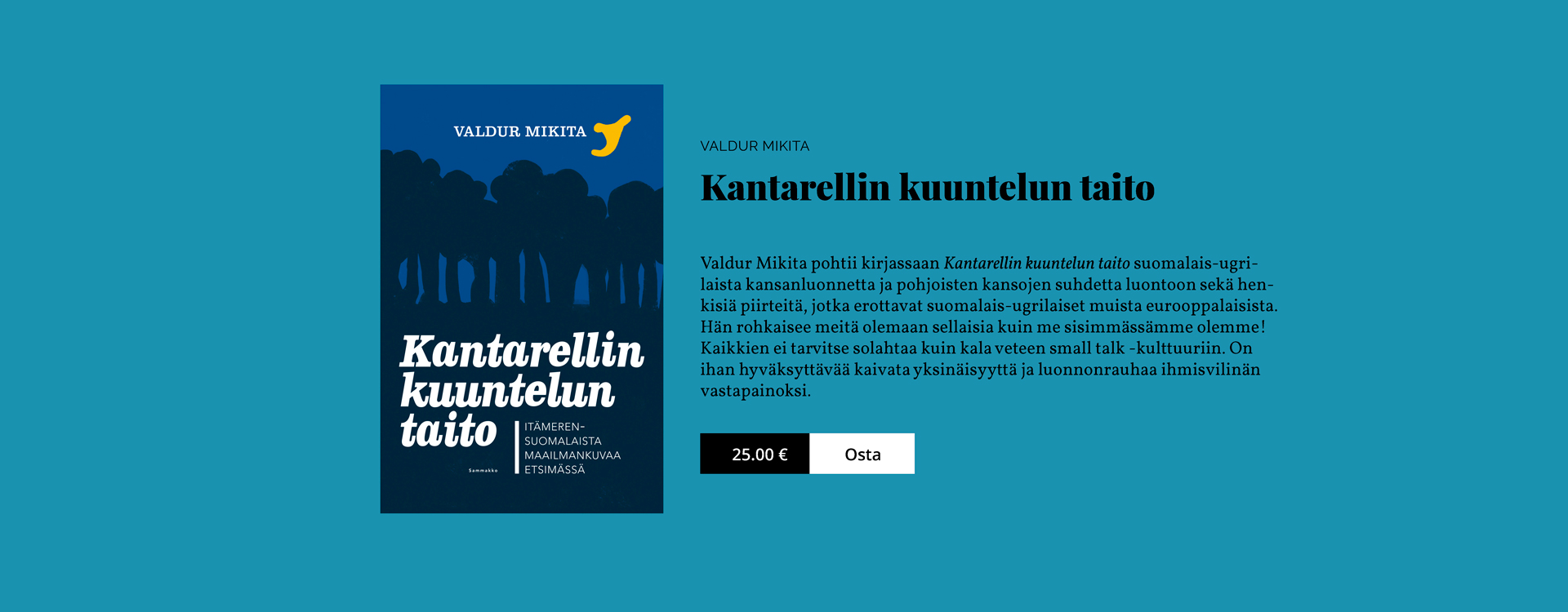 Kantarellin-slidemainos